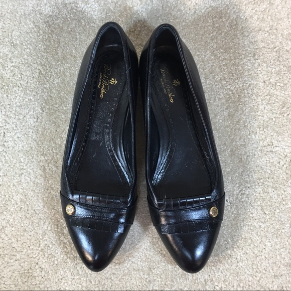 a6b980e7984 Brooks Brothers Shoes - Brooks Brothers Vintage French Flats Shoes size 7